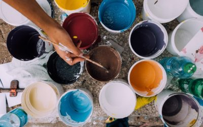 Where to Add Interest to Your Home Using Paint